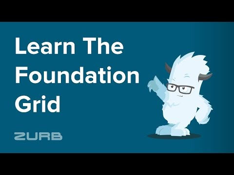 The Foundation Grid | Foundation 6 by ZURB
