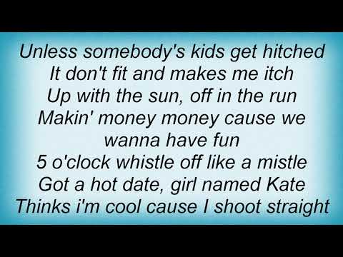 Trace Adkins - Rough And Ready Lyrics