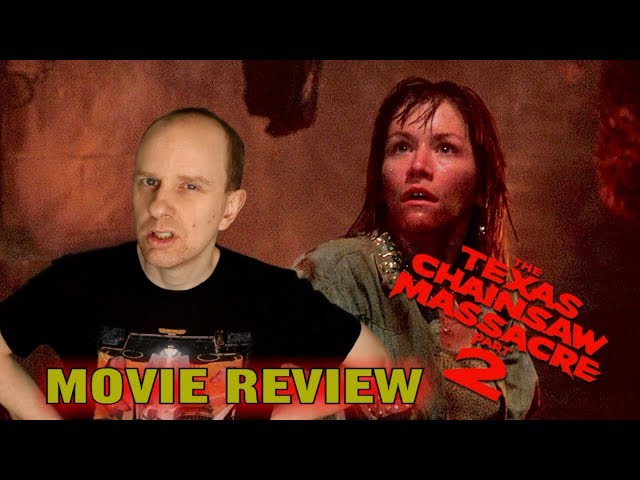 The Texas Chainsaw Massacre 2 (1986) movie review