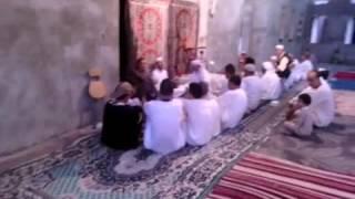 التكبير و التهليل بمسجد ابي بكر الصديق قبل صلاة عيد الفطر 1437  عين الترك وهران