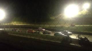 Autocross tournecoupe nocturne 2014 faux départ final 4 roue motrice