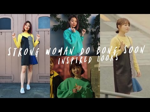 Strong Woman Do Bong Soon Inspired Outfits Lookbook