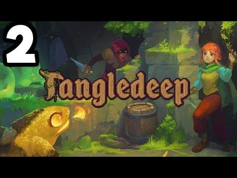 The Mightiest of Frogs - Tangledeep Gameplay #2 Mp3