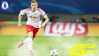 Everton In For RB Leipzig Star? Everton News Daily