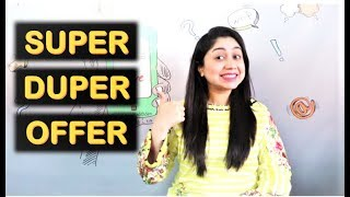 Super Duper Plus Offer | Packages and Offers