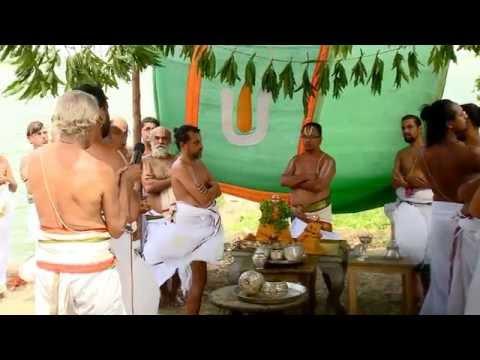 Madurantakam - Ramanujar Pancha Samaskara Uthsavam_Ramanujar Kattiyam_T.E.S.Madhavan Swamy_12m 39s