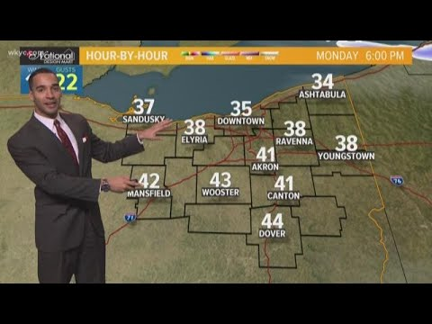 Afternoon weather forecast for Northeast Ohio: March 11, 2019