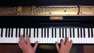 Tutorial piano y voz Jardín de rosas ( Duncan Dhu )