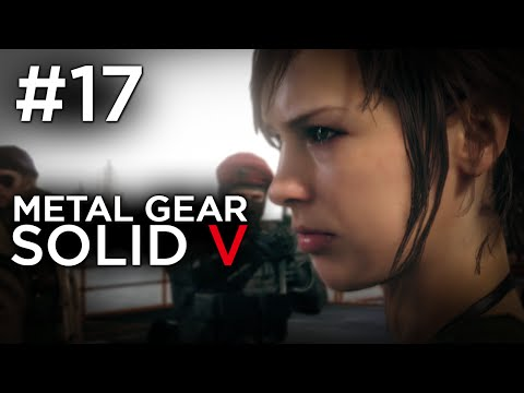 Metal Gear Solid 5 Phantom Pain Gameplay Walkthrough - Part 17 - NEW BEST FRIEND (PS4)