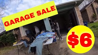 GARAGE SALE - $6 FOR ALL OF TH…