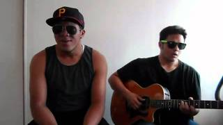 BAM and MIKE (cover)- BROWN EYES