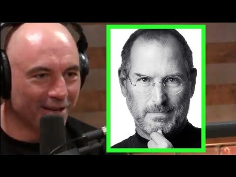 Joe Rogan On Steve Jobs' Craziness