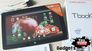 Обзор планшета Teclast TBOOK 11  4 GB RAM+64 GB