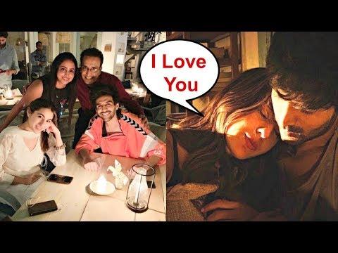 Sara Ali Khan And Kartik Aryaan First Romantic Date
