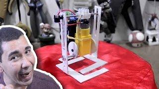 Como fazer um robô bípede!