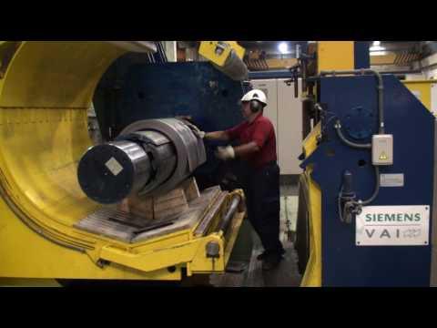 2006 Siemens VAI-COSIN Slitting Line Vid. 2