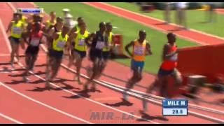 Миля Мужчины - Бриллиантовая лига 2014 - Юджин