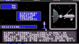 Starflight - Starflight Part 9(Sega Genesis) - Vizzed.com GamePlay - User video
