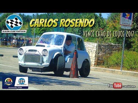 Carlos Rosendo vence em Chão de Couce - 2017