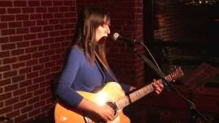 "Sarah Blacker performs ""Blue"" by Joni Michell."