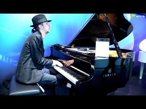 Nagrania dla muzykuj.com – Yamaha S3X PE  – musikmesse 2018 gra: Kamil Barański www.muzykuj.com