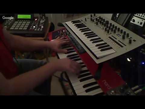 Electro Funk Jams LIVE in STUDIO!