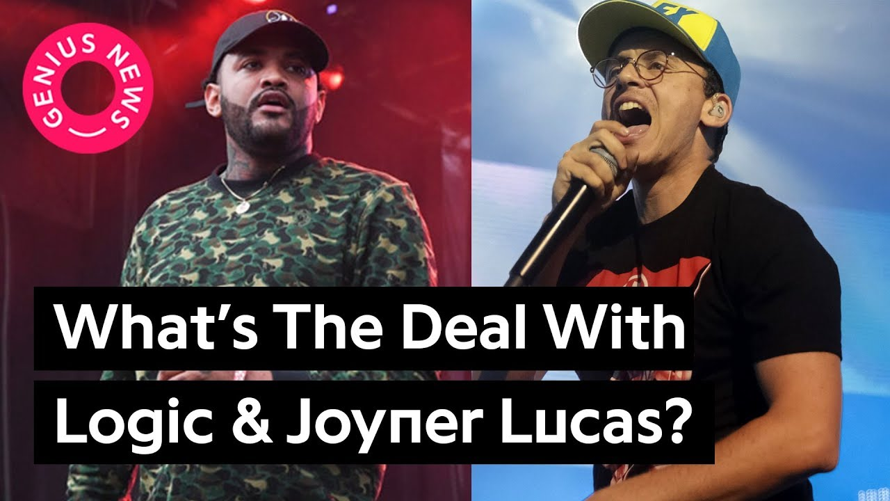 Are Joyner Lucas & Logic Dissing Each Other? | Genius News #1
