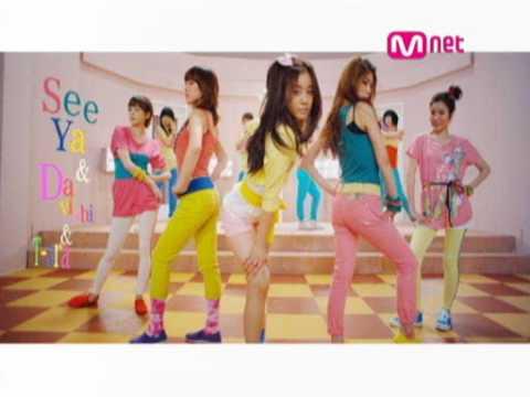 HQ SeeYa , Davichi & Ji Yeon (T-ara) - Woman Generation  여성시대 [MV]