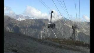 Mont Blanc Cable Car