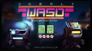 Cobalt WASD! A new game published by Mojang - out now!