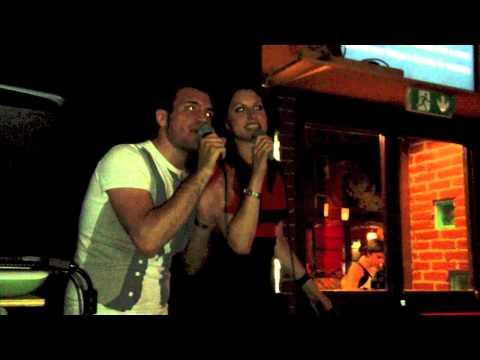 Karaoke @ Cristal Pub Milano - 30 Giugno 2012 [HD]