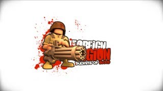 Foreign Legion: Buckets of Blood HD Gameplay (M)(HUN)