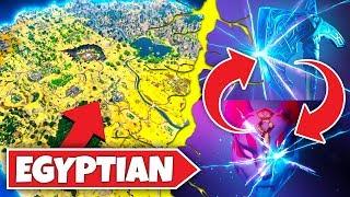 Fortnite SEASON 5 NEWS, LEAKS, MAP! What WORLDS COLLIDE In Season 5? (Fortnite Battle Royale)
