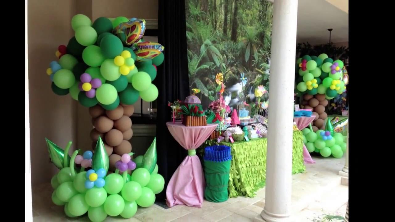 2nd Birthday Balloon Decor Outdoor DreamARK Events Www