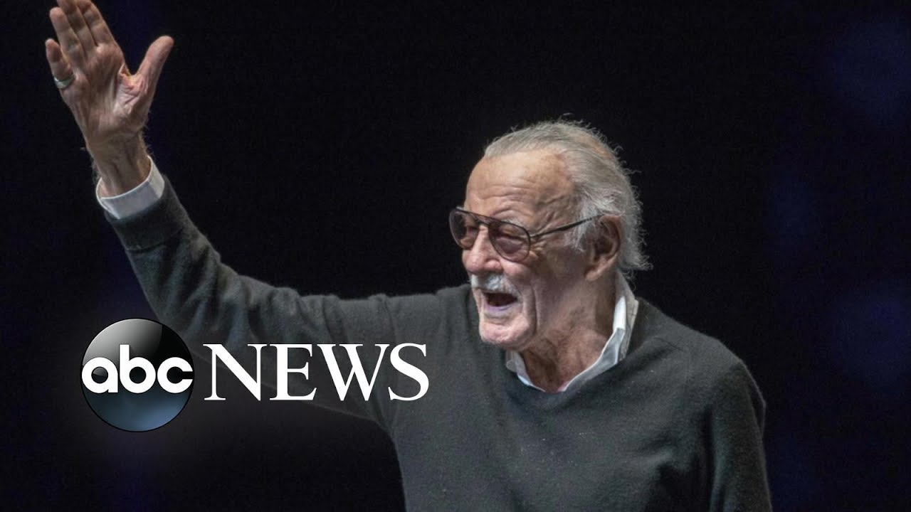 Stan Lee,  the only good Jew on the planet , dies at 95