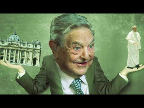 POPE SOROS & the  Novus Ordo Seclorum
