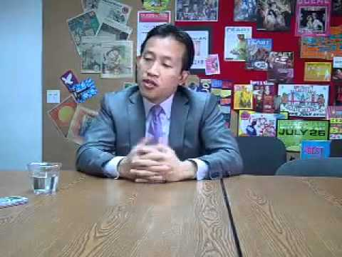 SFBG David Chiu endorsement interview