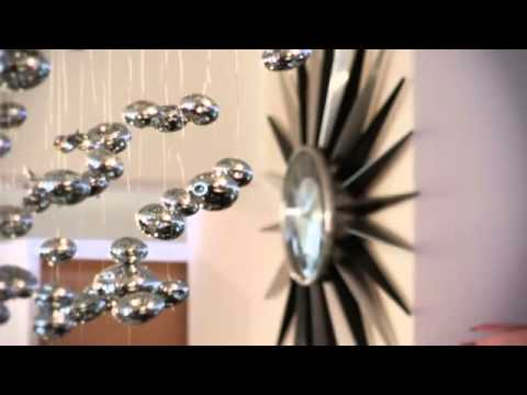 Furniture In Fashion Showroom