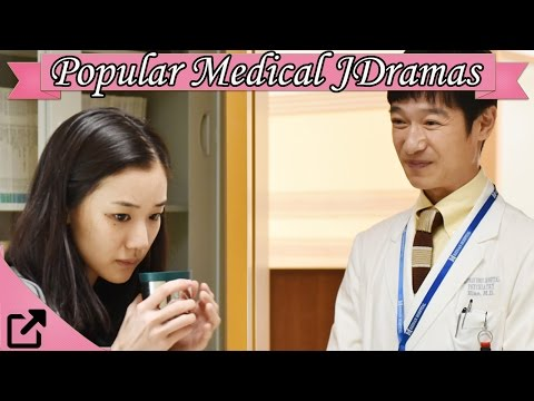 Top 20 Popular Medical Japanese Dramas