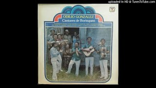Odilio Gonzalez - Cantares de Borinquen (1977)