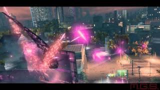 Saints Row: The Third - Трейлер DLC Gangstas In Space