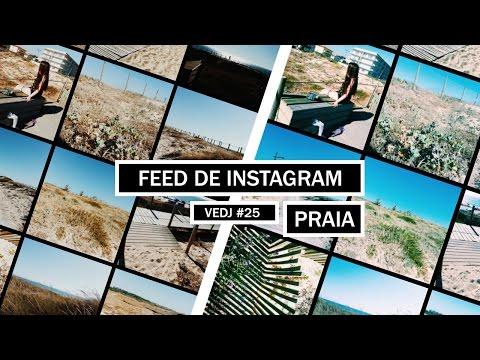 PRAIA - Fotos e Edição Vsco Cam - VEDJ #25