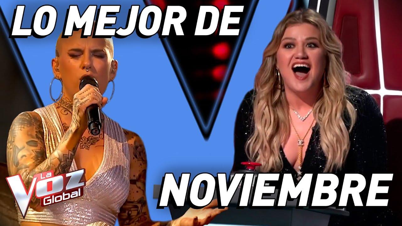 LO MEJOR DE NOVIEMBRE 2020 en La Voz