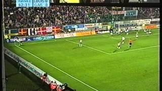 Landskrona-GAIS, allsvenskt kval 2005