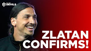 CONFIRMED: ZLATAN IBRAHIMOVIC SIGNS for Manchester United!!! | Transfer News