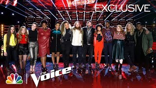 These Are the Top 13 - The Voice 2018 (Digital Exclusive)