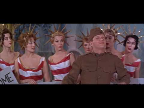 """Robert Morse   """"They Haven't Got the Girls in the U.S.A."""""""
