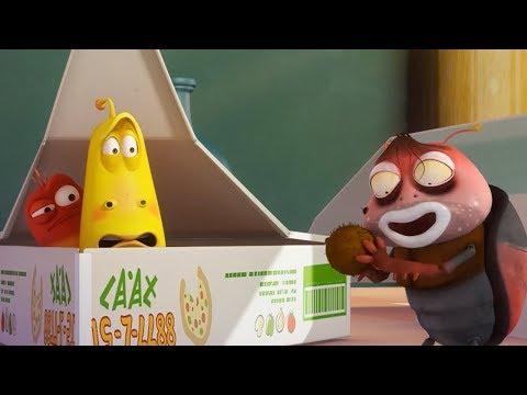 LARVA - FREEZING | Christmas Cartoon | Cartoons For Children | Larva 2017 | LARVA Official