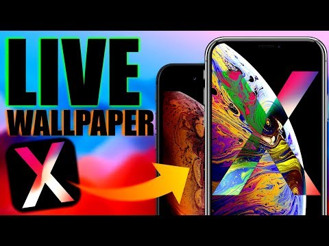 Iphone Xs Live Wallpaper Download For All Ios Devices Get All Iphone Xs Live Wallpaper Download Youtube