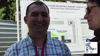Interview to dr. Sezgin Bekir @ Eata Conference 2019 -